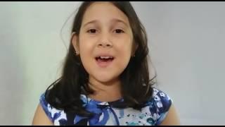Primeiro vídeo: TABUADA DO 2 CANTADA