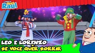 """Leo e Lorenzo -  """"Se Você Quer Sorrir"""" - Homenagens Patati Patata"""