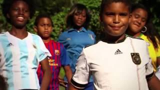 "Wyclef Feat. Florent Malouda ""Pi Wo"" [World Cup Brazil 2014]"