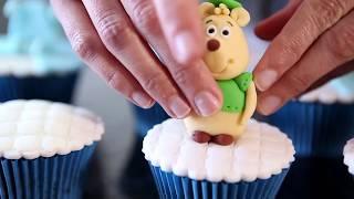 Bastidores Sweet Milk - Cupcake Cinderela