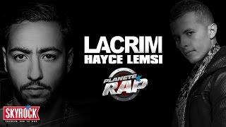 "Lacrim feat. Hayce Lemsi ""Dolce Vita"" en live #PlanèteRap"
