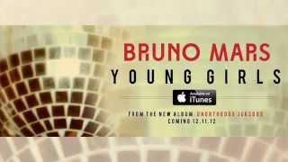 Bruno Mars - Young Girls (Lyrics)