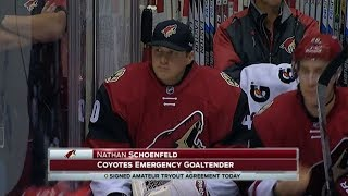 NHL: Emergency Goalies Part 2