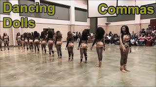 Dancing Dolls - Commas (Audio Swap)