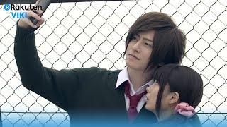 Hakuouki SSL: Sweet School Life - EP2 | Smile For Me [Eng Sub]