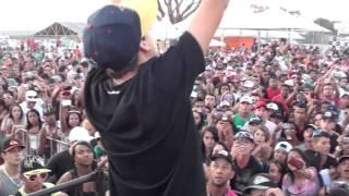 Yuri BH- Ao Vivo em Divinópolis-Sirene da Escola Show Furia Sobre Rodas-21/07/13