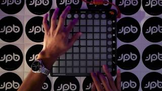 JPB - Up & Away [Launchpad Live Performance]