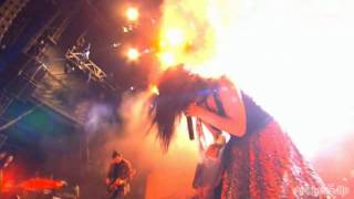 Evanescence - Haunted [Live @ Rock Am Ring 01/06/2007] HD