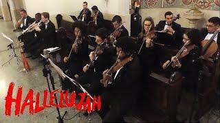 Coral e Orquestra para Casamento | Aleluia Instrumental (Hallelujah Shrek) Músicos para Casamento