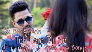 Ek Samay Mein Tere Dil Se Juda Tha💕Heart touching love story💕