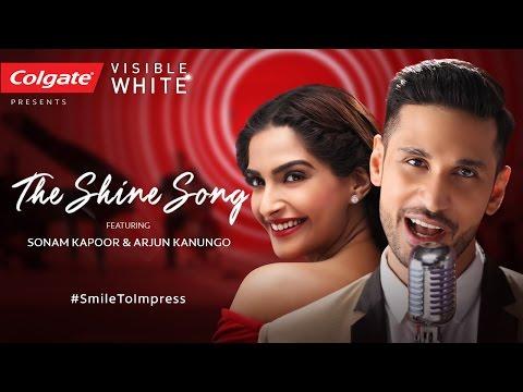 The Shine Song Lyrics - Arjun Kanungo | Sonam Kapoor #SmileToImpress