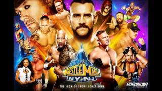 WWE WrestleMania 29 Official Theme Song ''Bones'' & Download Link by Young Guns Fullᴴᴰ