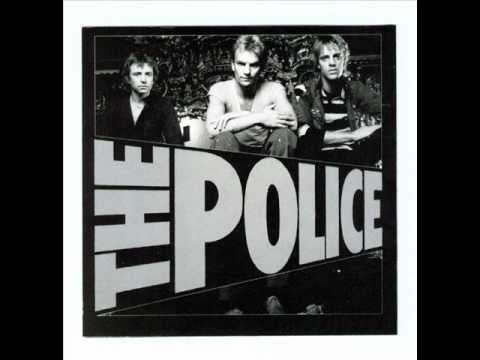 I Dont Wanna Lose Your Love Tonight The Police Lyrics Chords