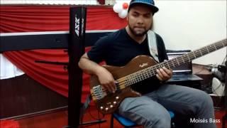 Obrigado - Moisés Bass (Eli Soares Bass Cover)