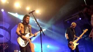 Band Bush live 'Swallowed' @ Melkweg, Amsterdam, Holland 15-11-2011