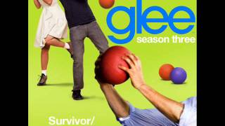 Glee - Survivor / I Will Survive (HIGH QUALITY)