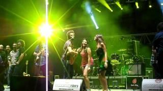 Niños Mutantes - La Voz (Sonorama 2011, 12.08.2011)