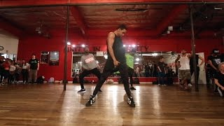 Chris Brown Liquor Alexander Chung Choreography