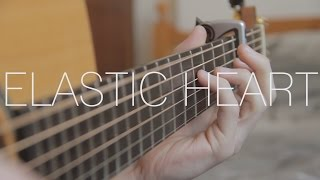 Sia - Elastic Heart - Fingerstyle Guitar Cover By James Bartholomew