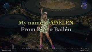 Adelen - Ole (LYRICS)