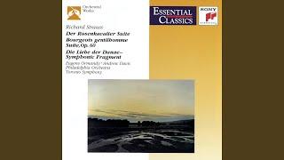Der Bürger als Edelmann Suite, Op.60: VI. Courante