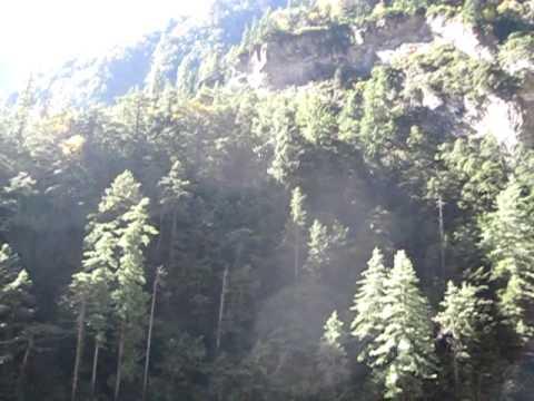 Chame to Pisang Annapurna Circuit