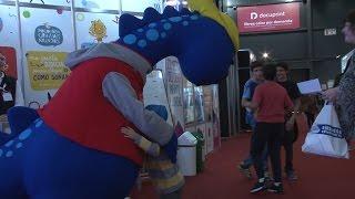 Zona Infantil en la Feria Internacional del Libro de Buenos Aires