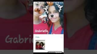 Fake chat #1 ft.Gabriella saraivah