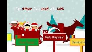 Jingle Bells - With 18 Multicultural Holiday Greetings - By DARIA