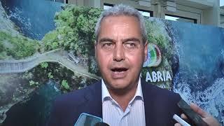 CALABRIA TAVOLI ISTITUZIONALI SU FONDI COMUNITARI 2021 2027