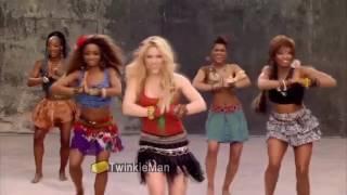 iDubbbzTV - Shakira Waka Waka meme