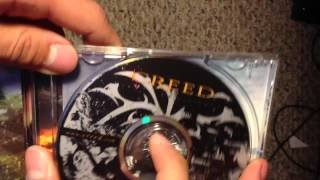 Creed- Weathered Album Unboxing