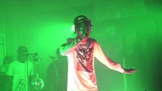 "Joey Bada$$ & The Soul Rebels - ""Like Me"" live in New Orleans House of Blues"