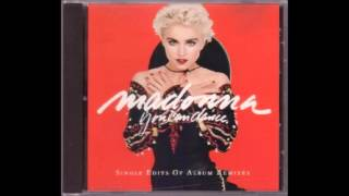 Madonna Physical Attraction single edit