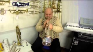 great sound Harmon mute Trumpet Jazz