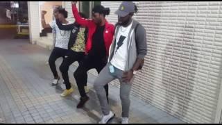 Popcaan stronger now. ft Dustville new dance called Strongman