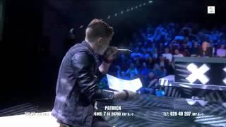 'The next Eminem white rapper''  Patrick Jørgensen   Hard to say goodbyee