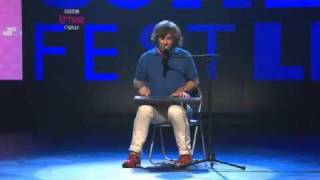 David O'Doherty - My Beefs 2010 (Live In Edinburgh - BBC Three)