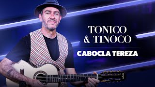 Videoaula CABOCLA TEREZA - Tonico & Tinoco   COMO TOCAR VIOLA (aula 6)