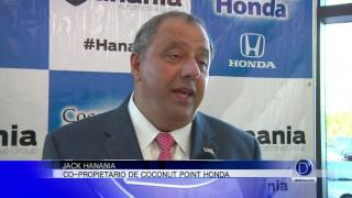 Gran inauguración de Coconut Point Honda