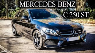Mercedes Benz C250 ST 2016 Experience
