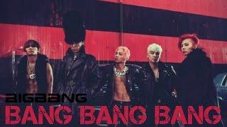 BIGBANG- BANG BANG BANG (뱅뱅뱅). Letra fácil (pronunciación).