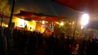 Rainbow Serpent festival 2011 - Main Stage Kindzadza live! - (Dark Psytrance) Proto Constructor