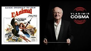 Vladimir Cosma feat LAM Philharmonic Orchestra - L'animal - Thème - BO Du Film L'animal