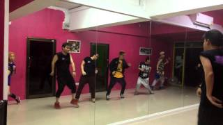 [Final Practice] Miguel-Sure Thing Dance Cover by KDA Dance Crew [140722]