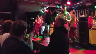Dance Gavin Dance - Tree Village (Live @ Sound Control)