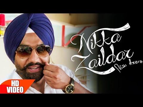 Nikka Zaildar Lyrics (Title Song) - Ammy Virk, Sonam Bajwa