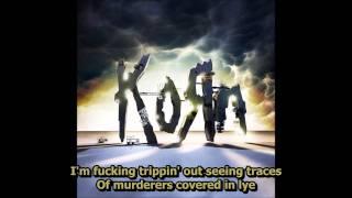 KoRn - Tension [Lyrics] [HD]
