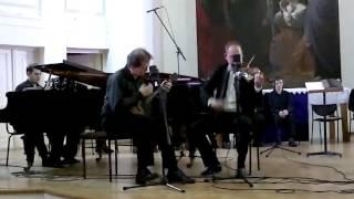 фортепьяно скрипка балалайка Лютеранская церковь Петра и Павла Рождественский концерт