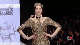 KRUCHKOVA - SLAVA ZAITSEV LAB Moscow Fall 2017 - Fashion Channel